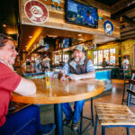 restaurant photography for mackenzie river pizza in butte montana